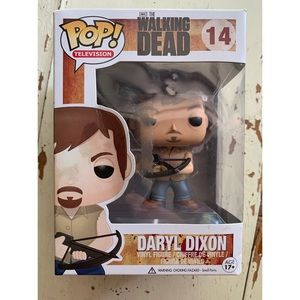 Daryl Dixon The Walking Dead Funko Pop! Figure